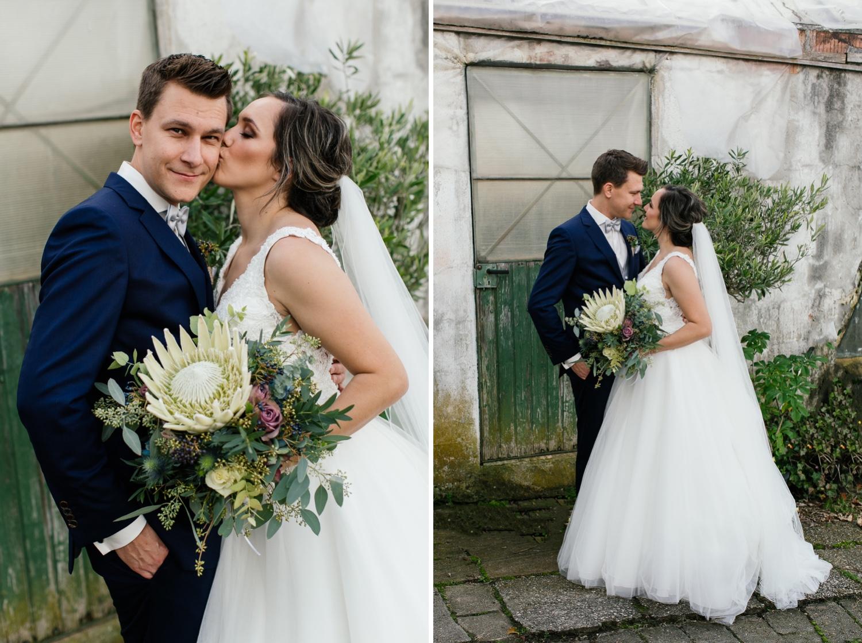 Brautpaar Fotoshooting in Krumbach