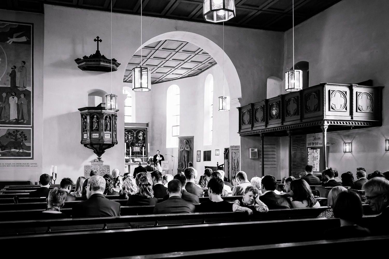 Hochzeit Kirche Bayern