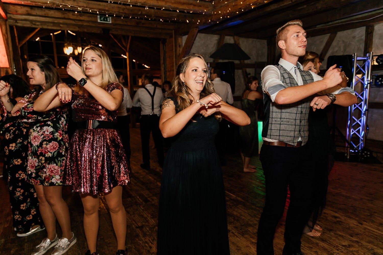 Flashmob bei der Hochzeit