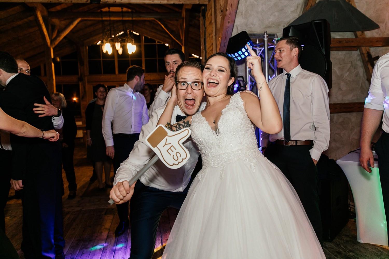 Fotografin für die Hochzeit