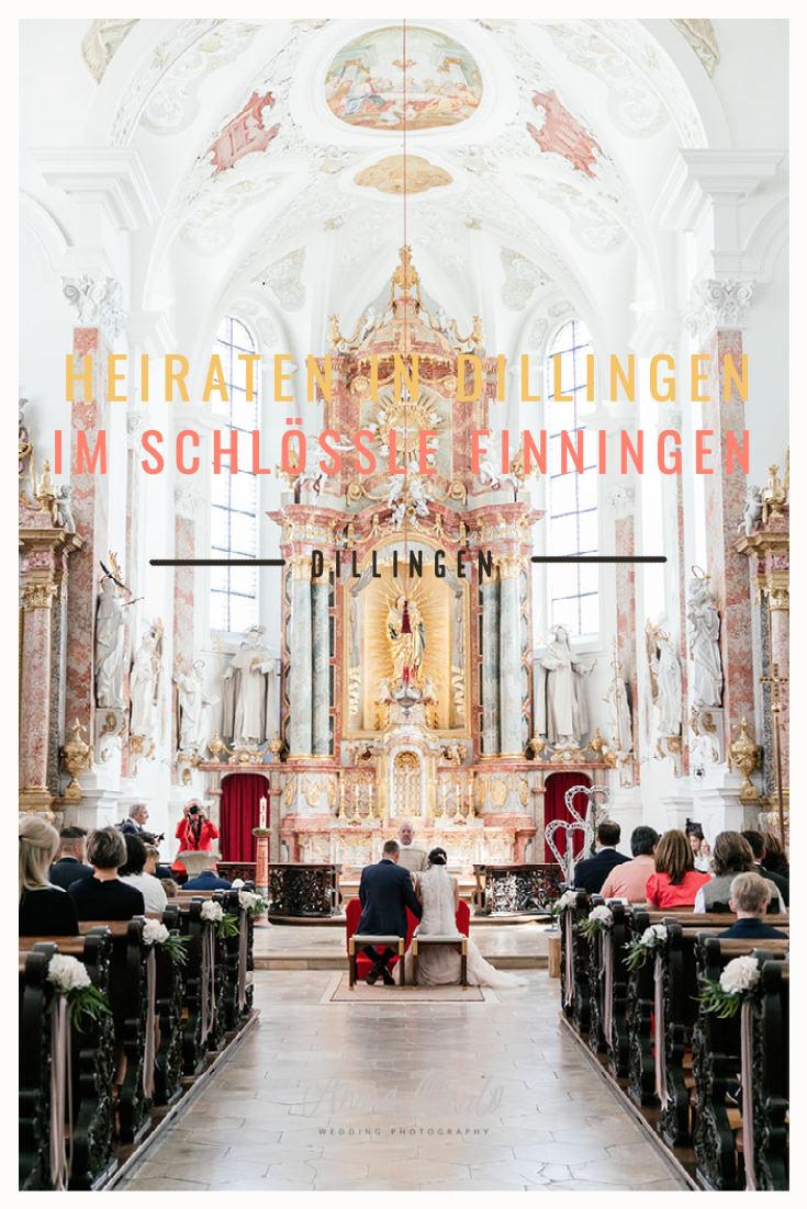 Heiraten in Dillingen - Hochzeit im Schlössle Finningen