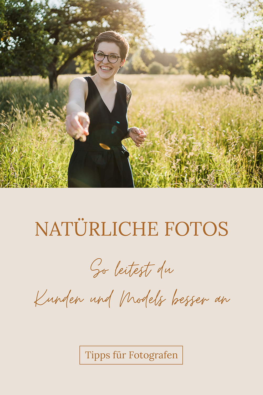 Posing Tipps für Fotografen