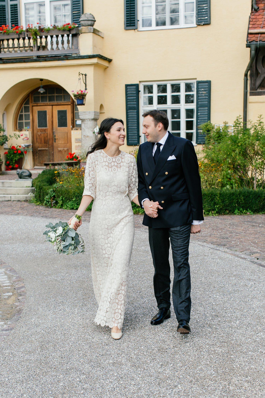 Hochzeit feiern im Raum München auf Gut Sonnenhausen