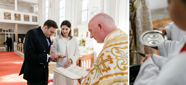 Kirchliche Trauung in Glonn