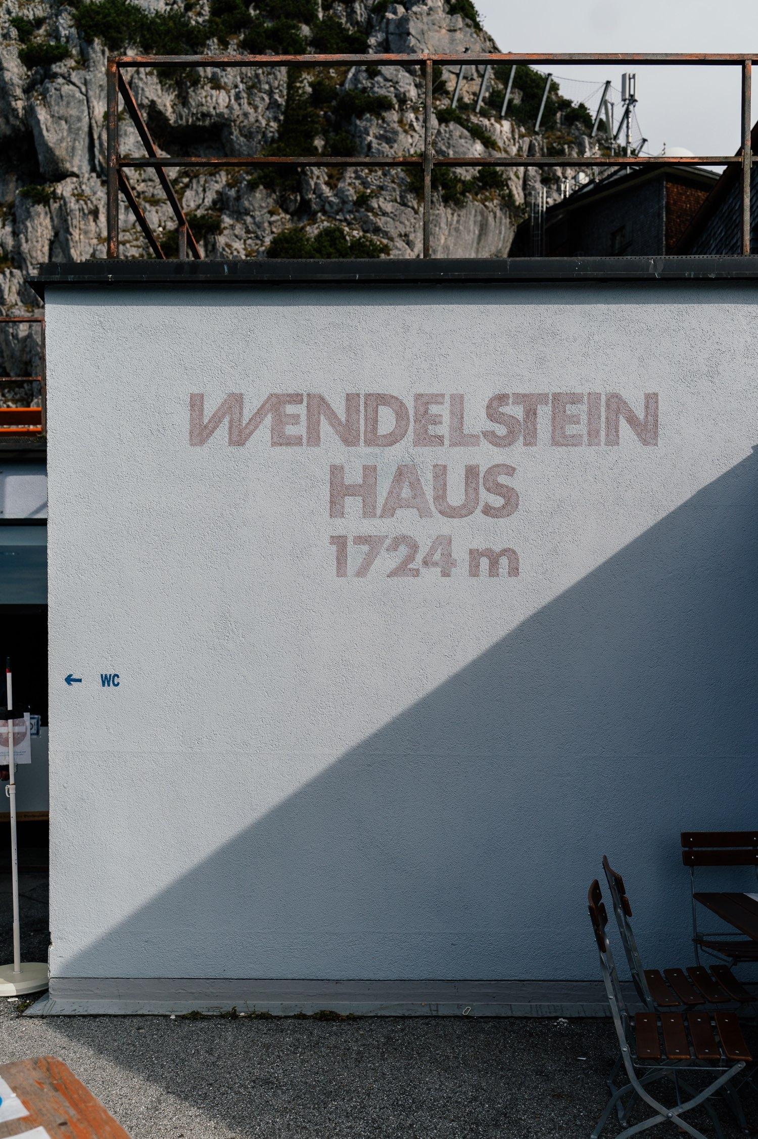 Wendelstein Haus