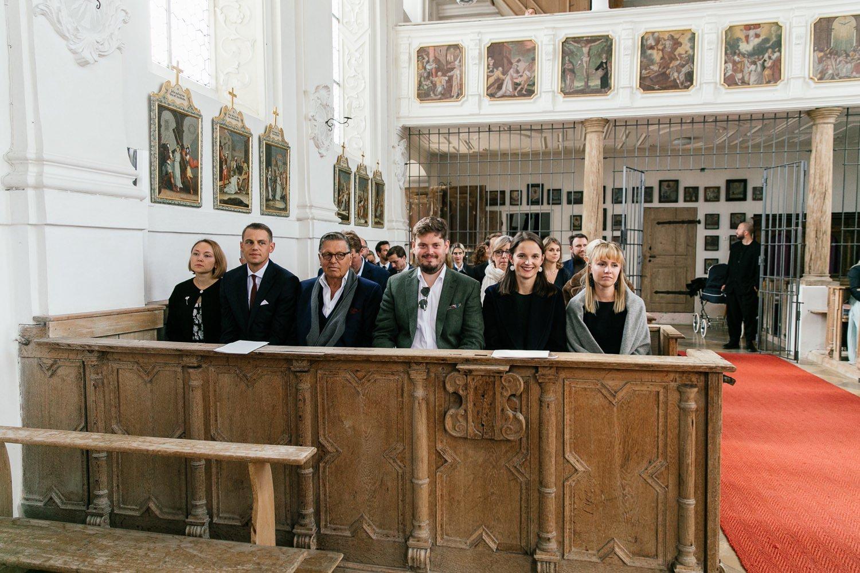 Hochzeit mit kirchlicher Trauung nahe Glonn