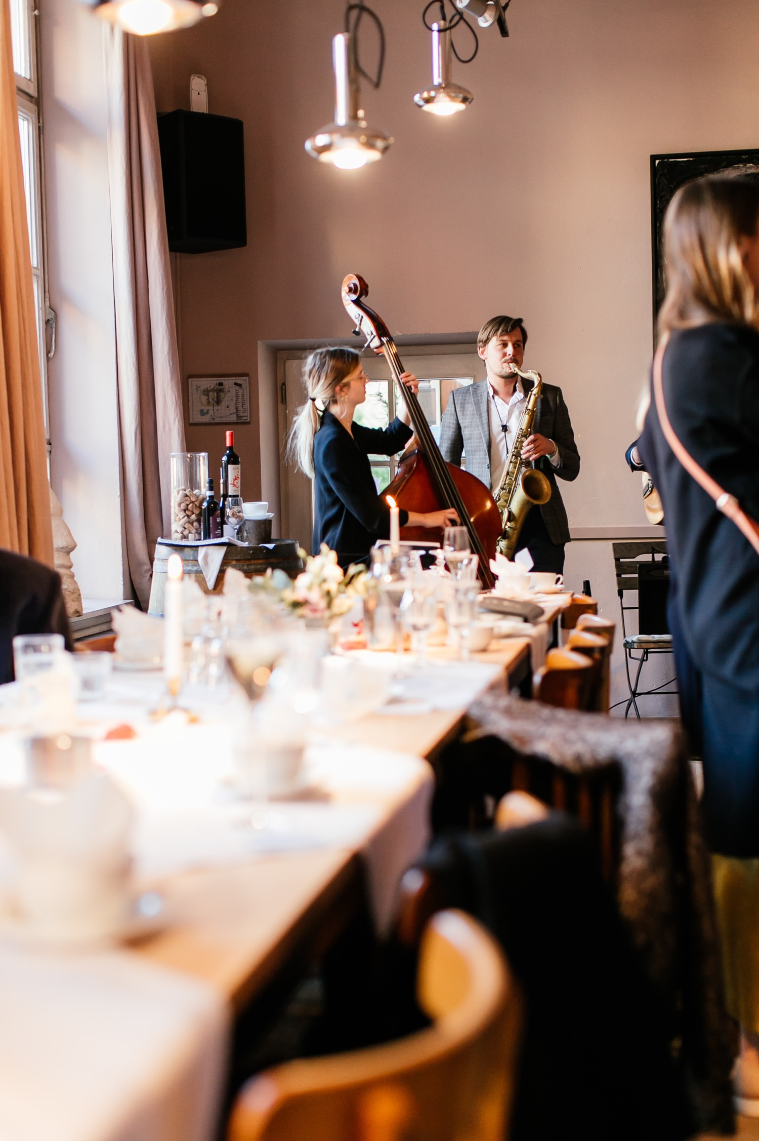 Lebendige Hochzeitsfotograf in München