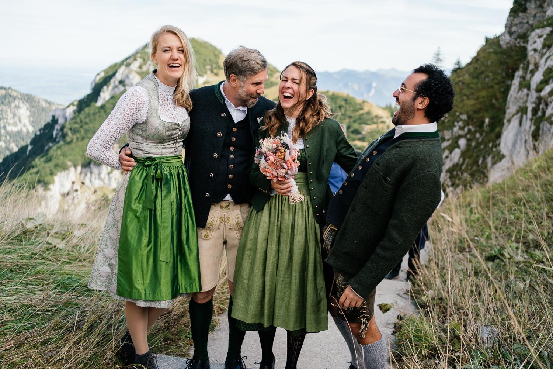 Hochzeitsfotograf für eure Berghochzeit
