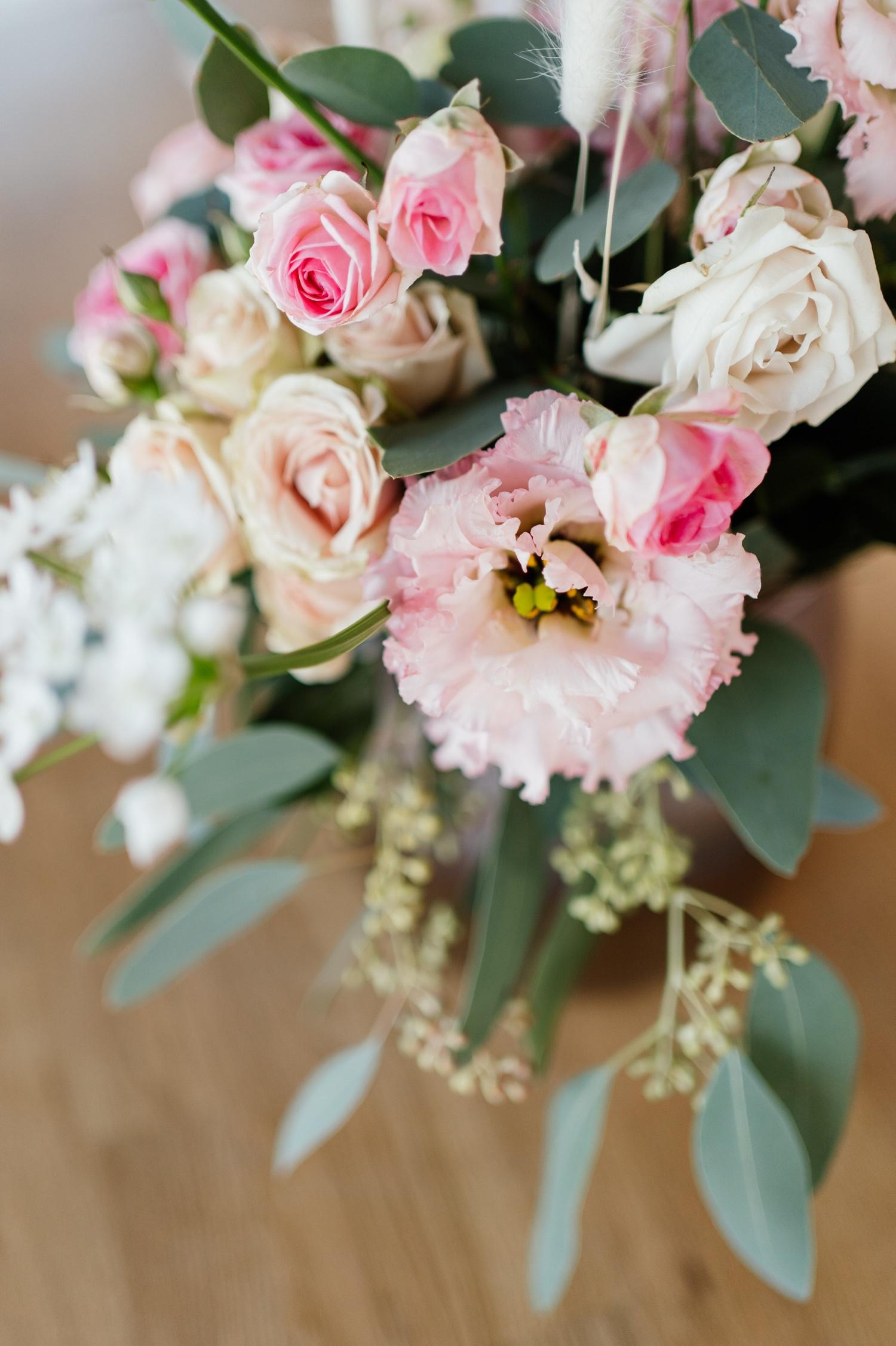 Geld sparen bei den Blumen für die Hochzeit