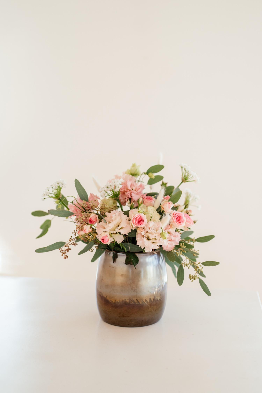 Blumen wiederverwenden