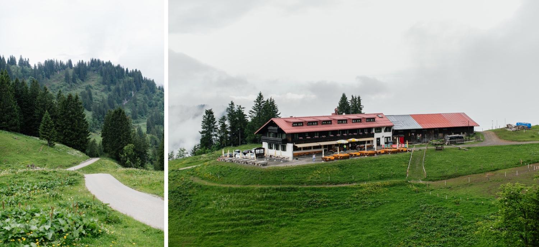 Berghochzeit im Allgäu feiern