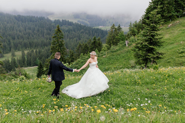 Hochzeitsfotograf in Oberstaufen