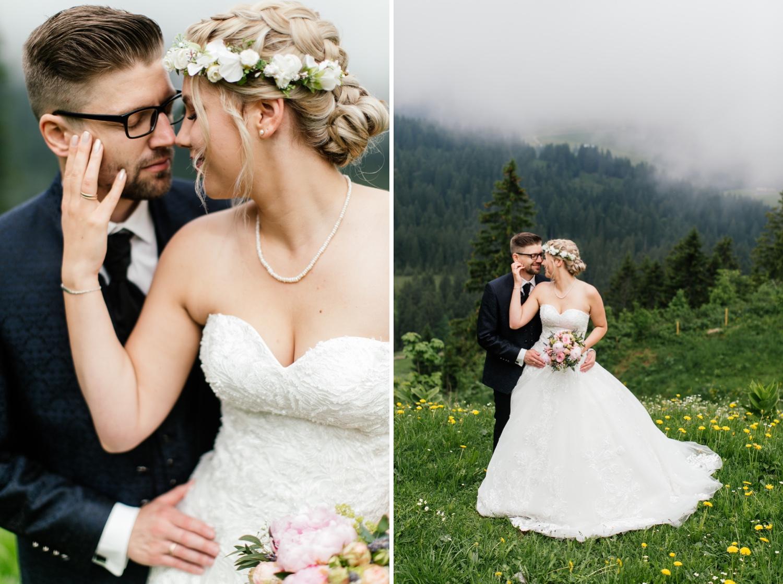 Hochzeit in Steibis