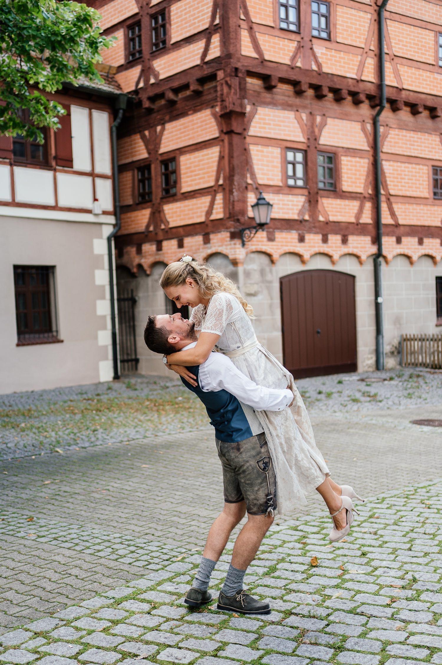 Paulas Alb in Ehingen Hochzeitsreportage