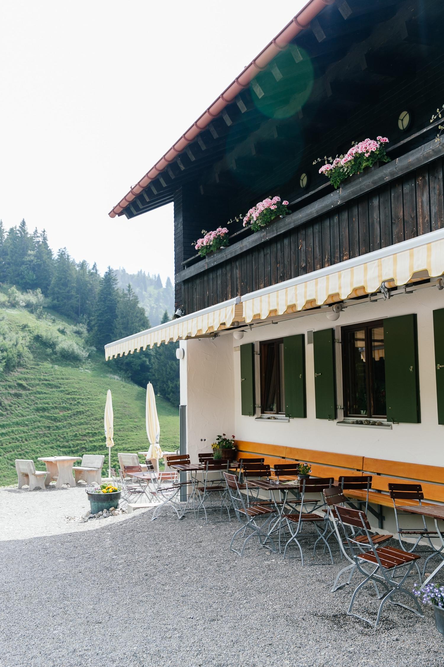 Hochzeitslocation Falkenhütte