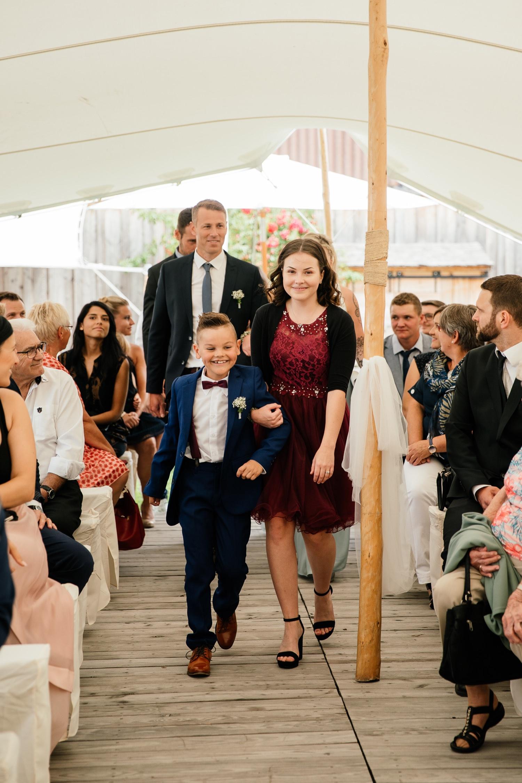 Hochzeit bei der Scheunenwirtin