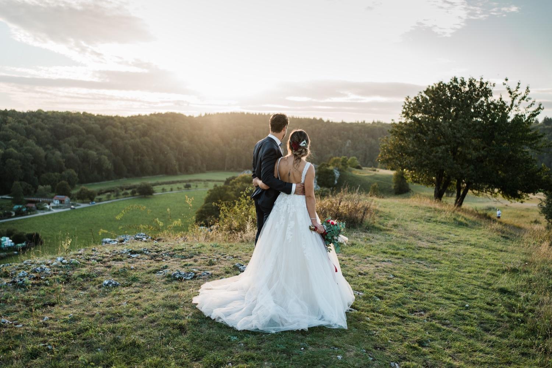 Brautpaarshooting Eselsburger Tal
