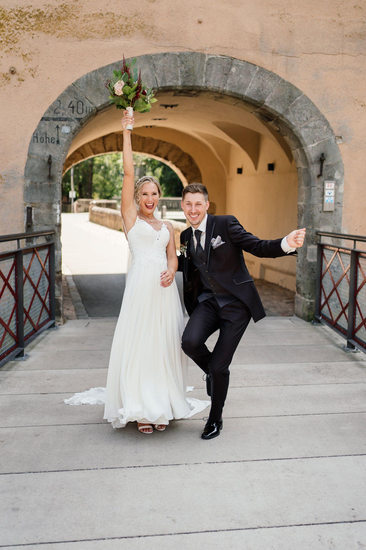 Hochzeit in Dinkelsbühl während Corona