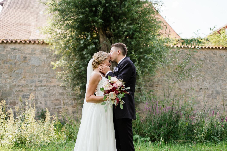 Hochzeitsfotos in Dinkelsbühl