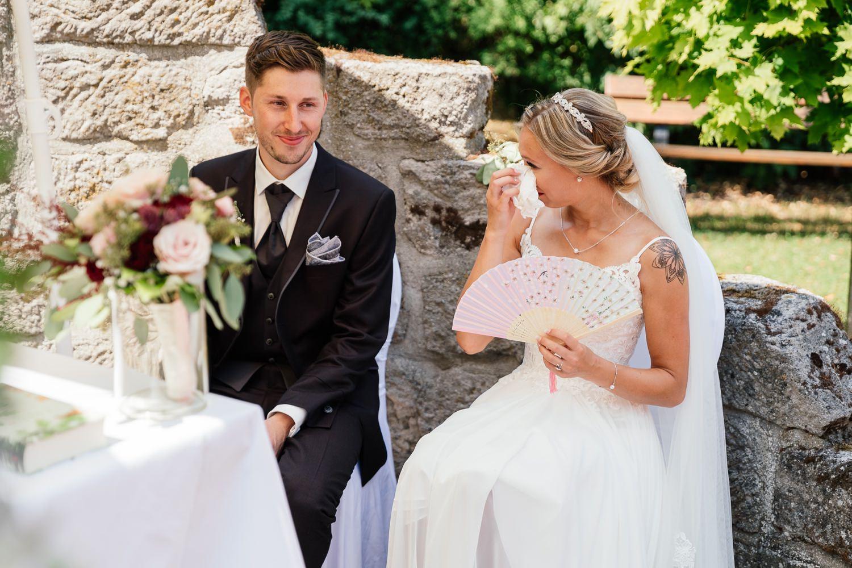 Reportage Hochzeit in Fichtenau