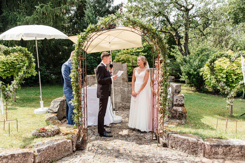 Schwäbisch Gmünd Hochzeitsfotograf Trauung