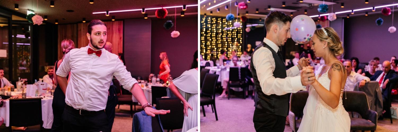 Hochzeitsfeier im Meiser Design Hotel
