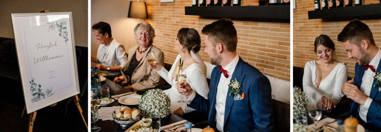 Hochzeit in Friedrichshafen
