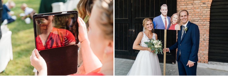 Ideen für die Hochzeit während Corona