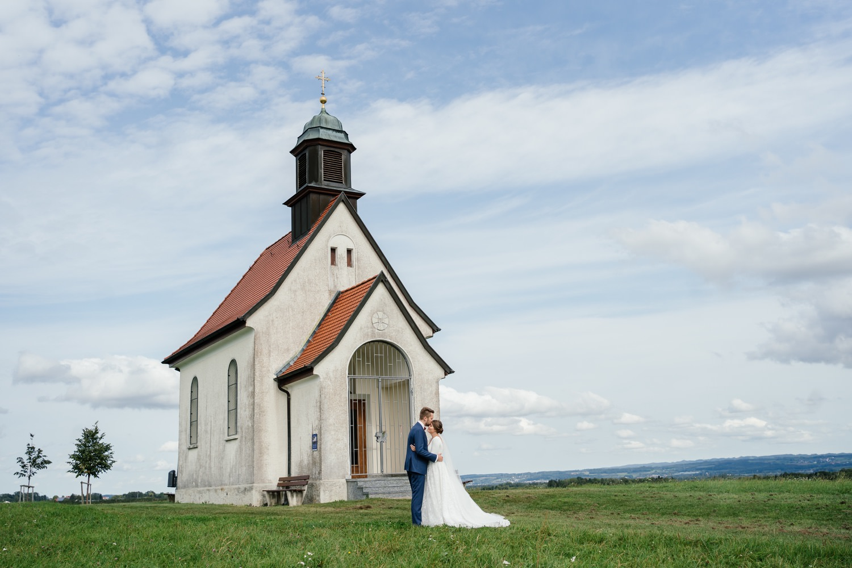 Professioneller Hochzeitsfotograf am Bodensee