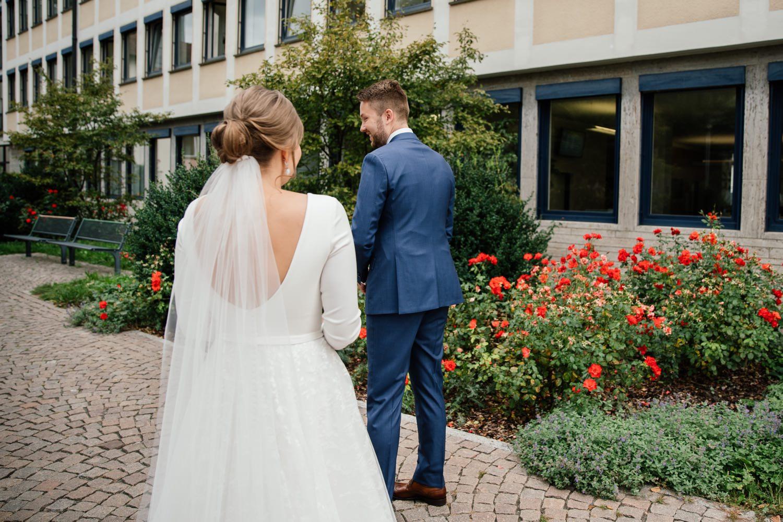 Internationale Hochzeit Friedrichshafen