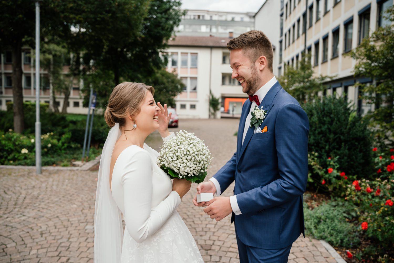 Deutsch russische Hochzeit am Bodensee