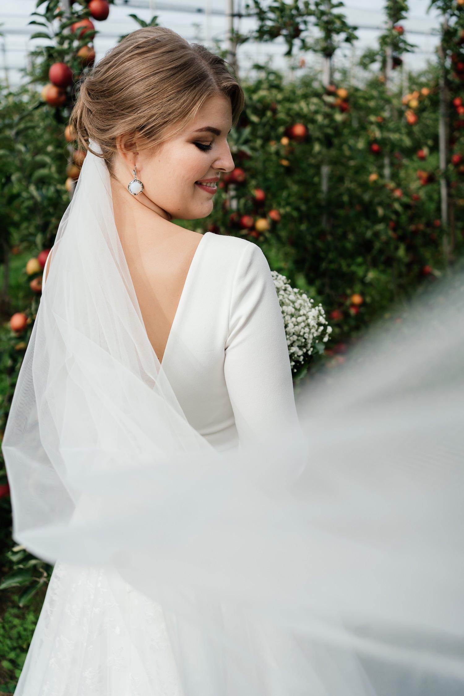 Fotografin für Hochzeitsfotos am Bodensee