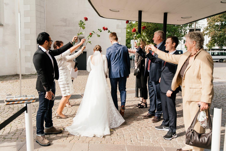 Hochzeitsreportage und wunderschöne Bilder in Friedrichshafen