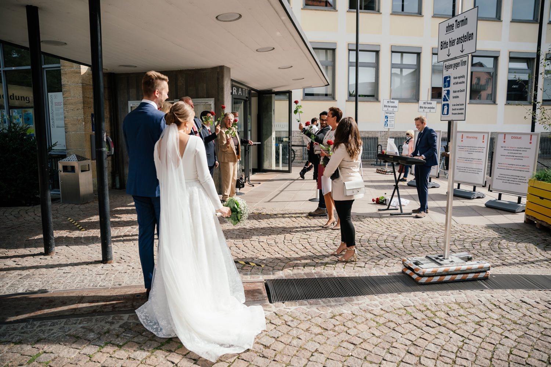 Standesamtliche Hochzeit in Friedrichshafen am Bodensee