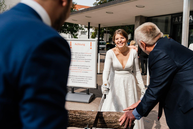 Fotograf bei Hochzeit und für Brautpaarfotos in Friedrichshafen